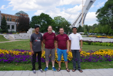 phpMyAdmin team at Debian Conference 2017 in Montreal